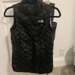 North face thermo ball vest